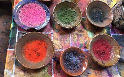 Exploring the Textiles of Morocco